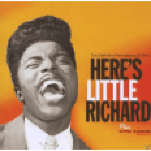 Here's Little Richard / Little Richard Volume 2 (The Definitive Remastered Edition) CD