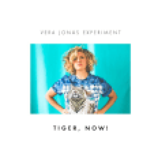 Tiger, Now! CD