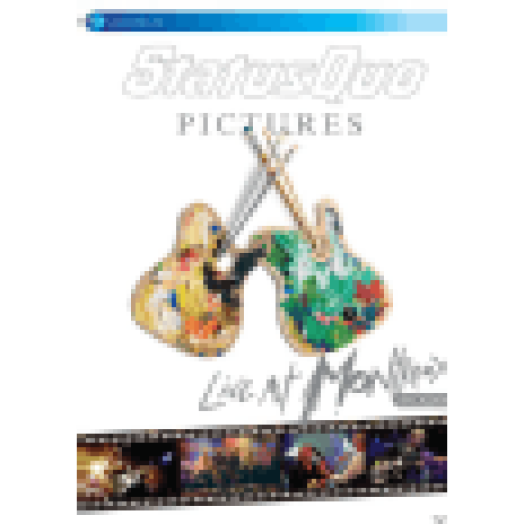 Pictures - Live at Montreux 2009 DVD