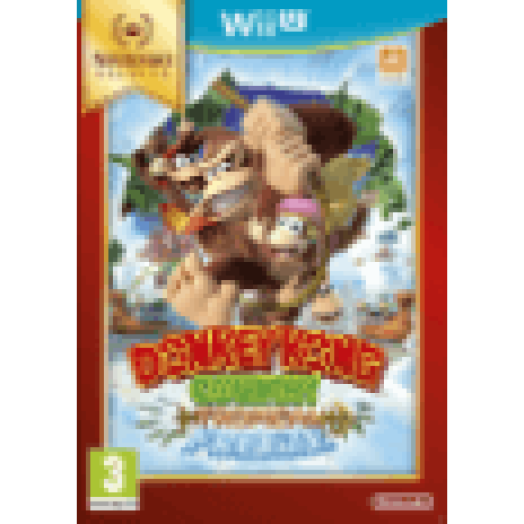 Donkey Kong Country: Tropical Freeze Selects (Nintendo Wii U)
