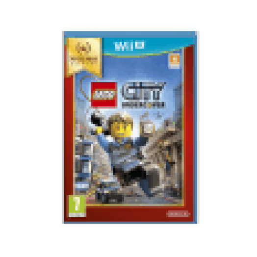 LEGO City Undercover Selects (Nintendo Wii U)
