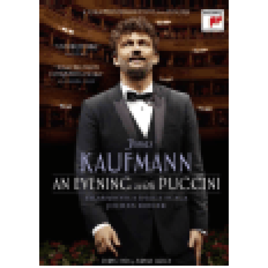 An Evening with Puccini DVD
