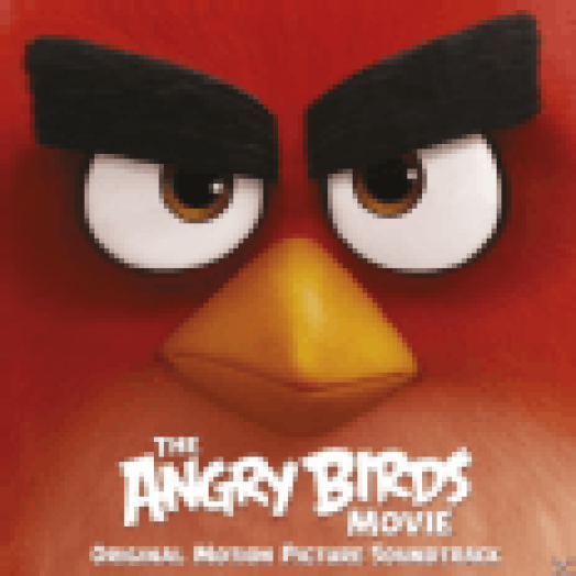 The Angry Birds Movie (Angry Birds - A film) CD