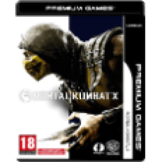 Mortal Kombat X (Premium Games) (PC)