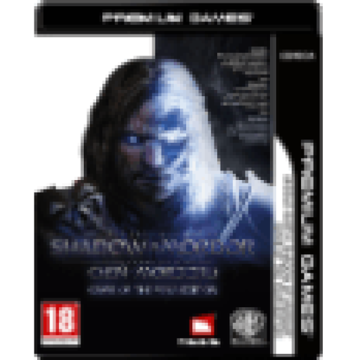 Middle-earth: Shadow of Mordor - Game of the Year (New Premium Games) (PC)