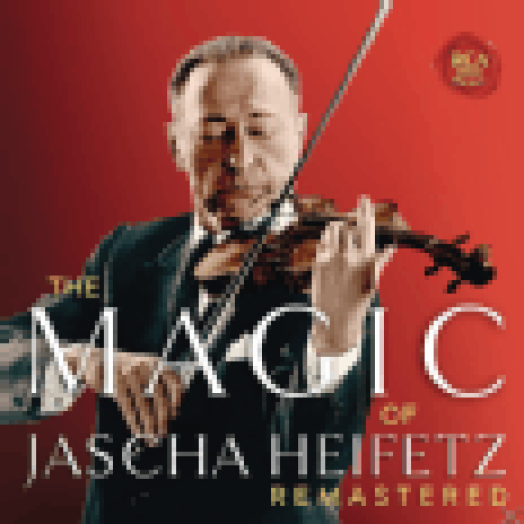 Magic of Jascha Heifetz CD