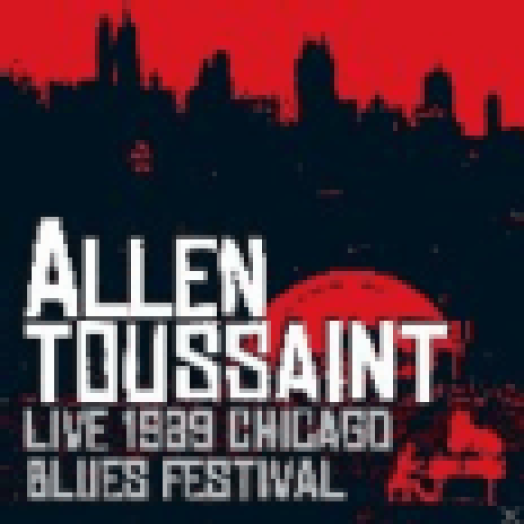 Live 1989 Chicago Blues Festival CD