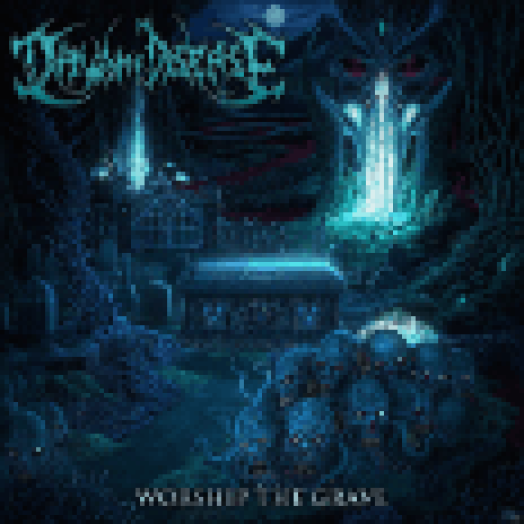 Worship the Grave CD