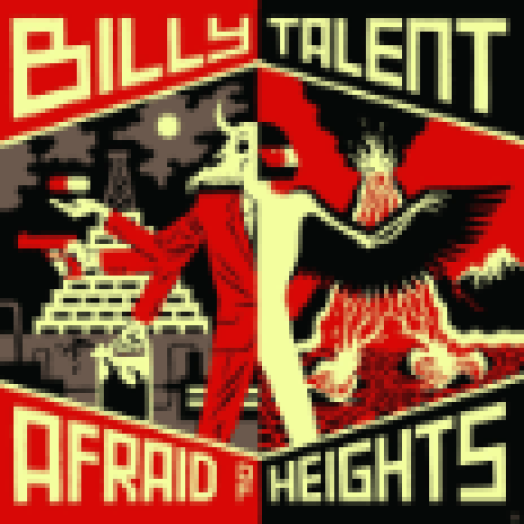 Afraid of Heights CD