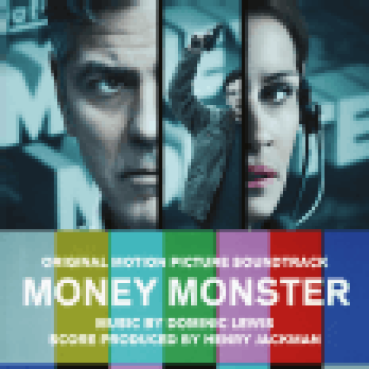 Money Monster (Original Motion Picture Soundtrack) (Pénzes Cápa) LP