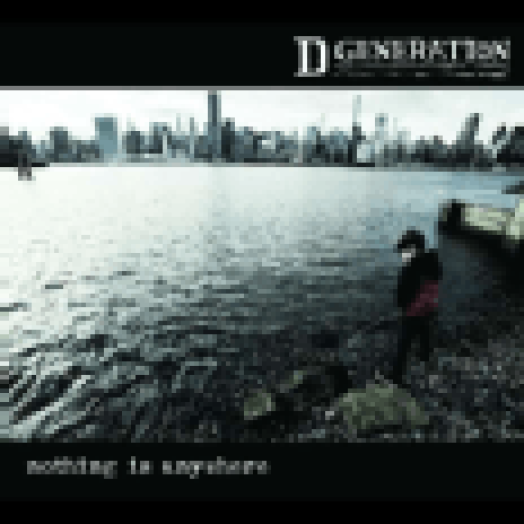 Nothing Is Anywhere CD