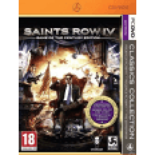 Saints Row IV - Game of the Century Edition (PC)