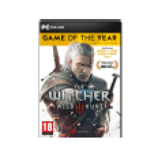The Witcher 3: Wild Hunt Game of the Year Edition (PC)