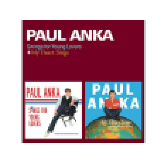 Paul Anka Swings for Young Lovers (CD)