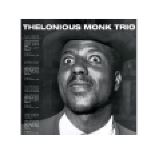 Thelonious Monk Trio (CD)