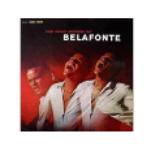 The Many Moods of Belafonte (CD)