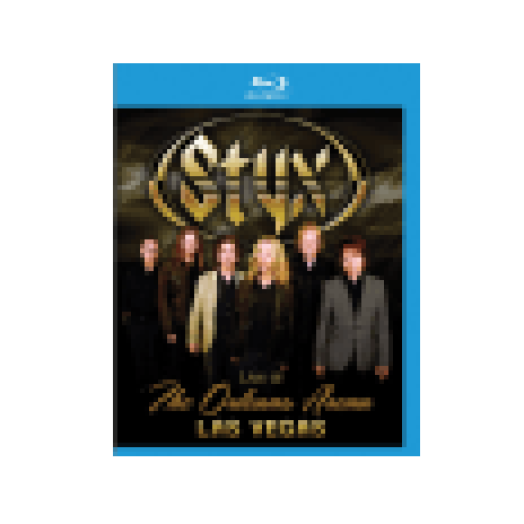Live at the Orleans Arena, Las Vegas (Blu-ray)