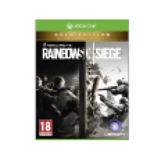 Tom Clancy's Rainbow Six Siege Gold Edition (Xbox One)