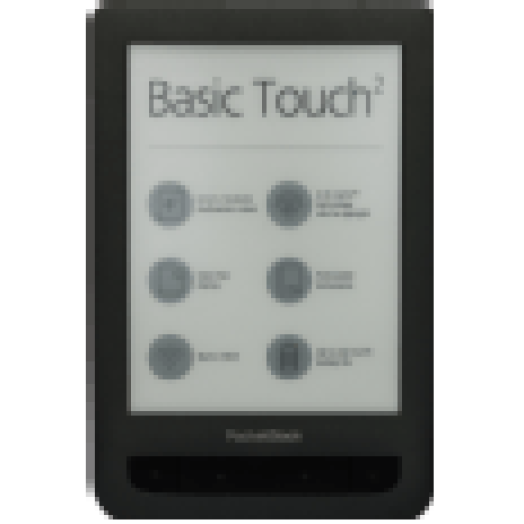 Basic Touch 2 e-book olvasó (PB625-E-WW)