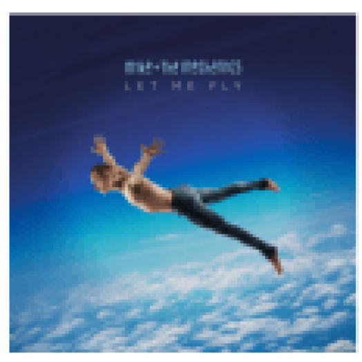 Let Me Fly (CD)