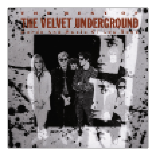 The Best of The Velvet Underground - Words and Music of Lou Reed CD