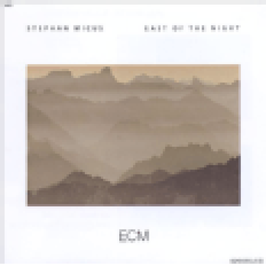 East Of The Night CD