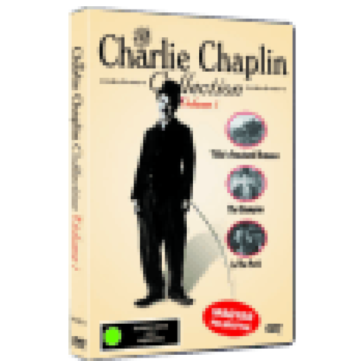 The Charlie Chaplin Collection Volume 1 DVD