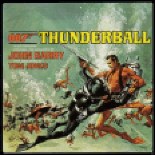 James Bond - Thunderball (James Bond - Tűzgolyó) CD