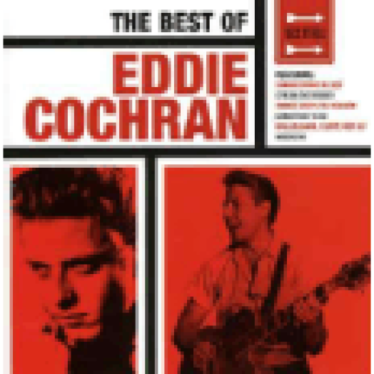 The Best of Eddie Cochran CD