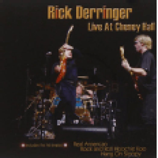 Live At Cheney Hall CD