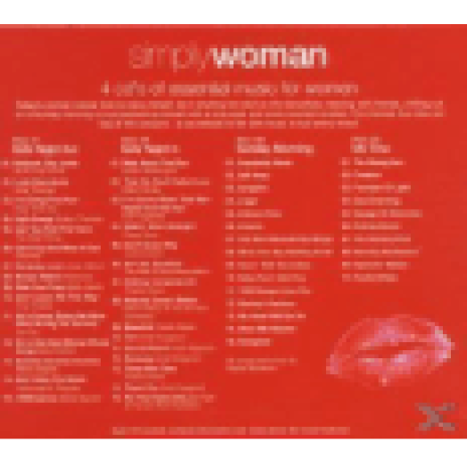 Simply Woman (Box Set) CD