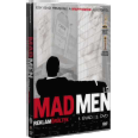 Mad Men - 1. évad, 2. DVD