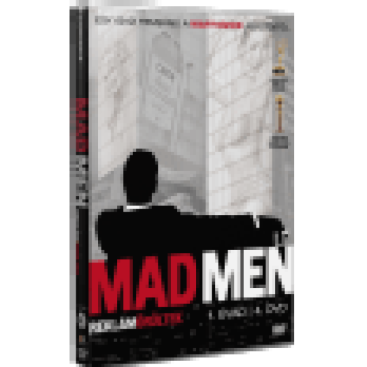 Mad Men - 1. évad, 4. DVD