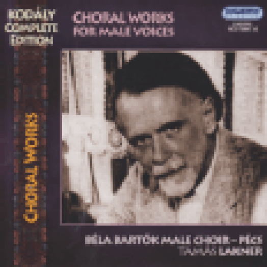 Choral Works for Male Voices CD