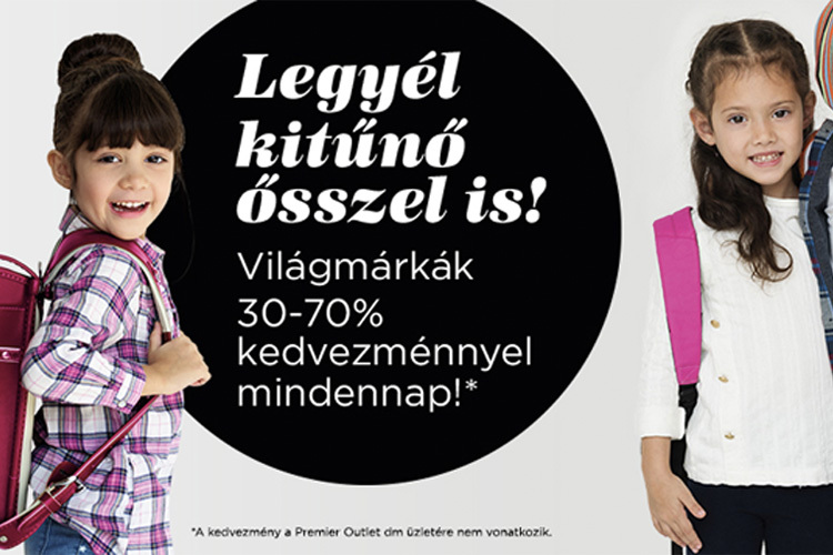 premier-outlet-back-to-school-akció