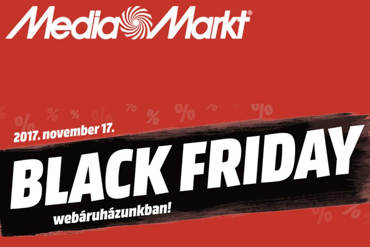 Black Friday a Media Marktban!