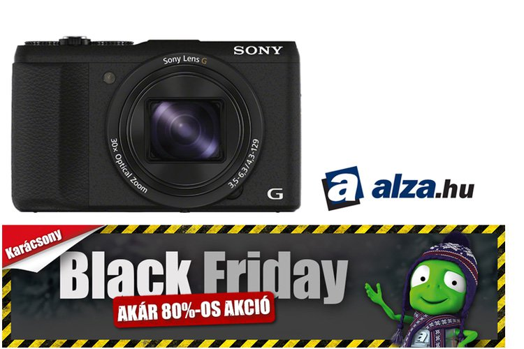 Black Friday az Alza.hu-n!