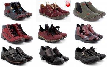 Rieker cipők bokacipők a legnagyobb választékban!