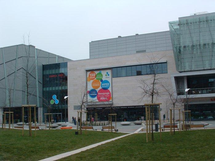 d3c81a1a6e Allee Bevásárlóközpont - nyitvatartás, üzletek, parkolás, cím
