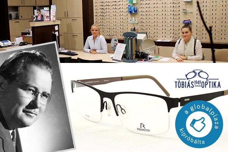 Tóbiás Optika – a szemüvegek mesterei 1657ef0965