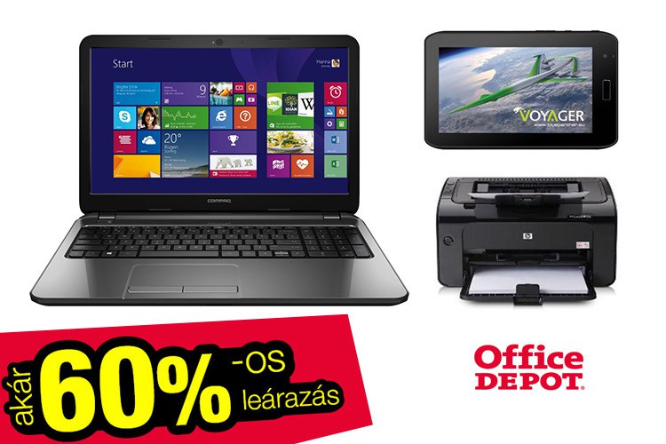 Office Depot Black Friday akciók