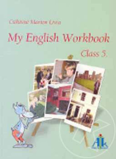 My English Workbook Class 5