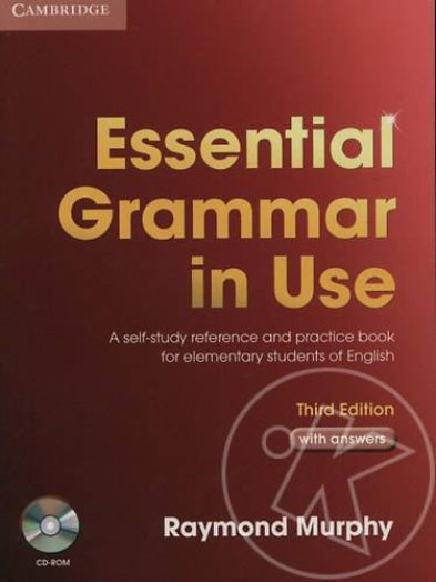 Essential Grammar in Use (with CD-ROM)