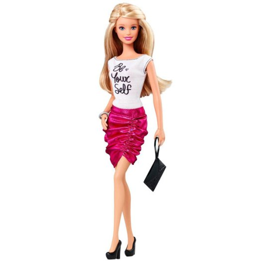 Barbie: Fashionistas Barbie stílusos divatbaba 2