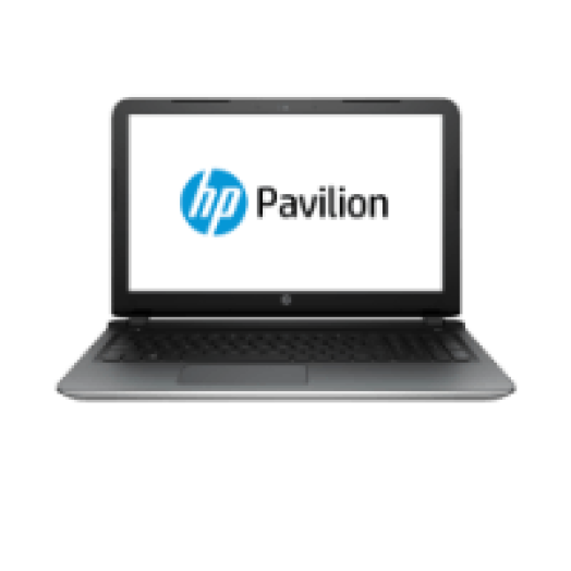"Pavilion 15 ezüst notebook P1E81EAW (15,6"" Full HD IPS/AMD A10/4GB/1TB/R7 M360 2GB VGA/Windows 10)"