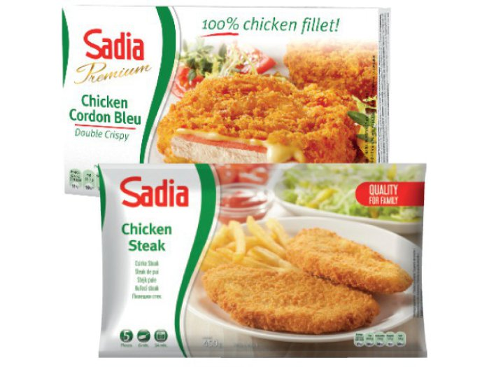 Sadia csirke- nuggets, steak vagy Cordon bleu