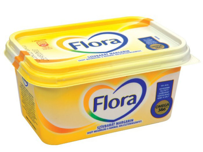 Flora margarin (light)