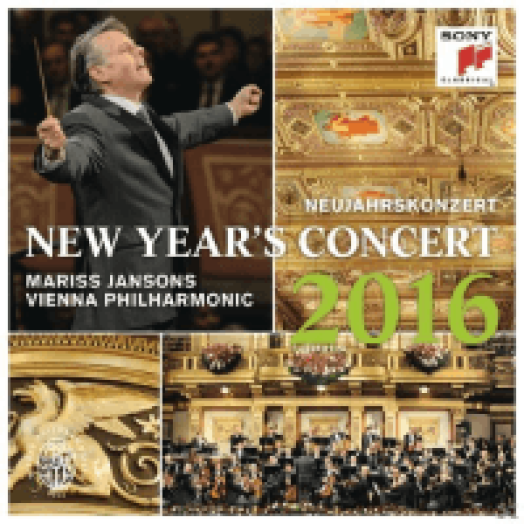 New Year's Concert 2016 CD