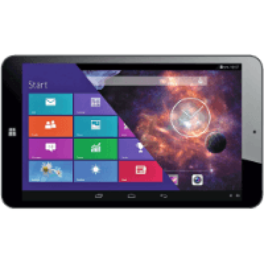 "Gemini Dual OS 8"" tablet (8""/Intel Atom/32GB/Android 5.1 + Windows 10)"