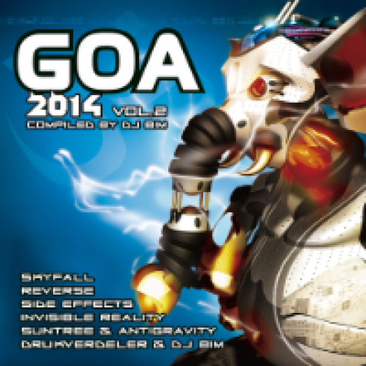 Goa 2014 Vol.2 CD